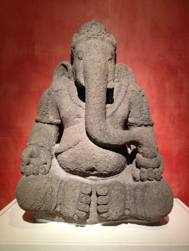Elephant at the Art Institute of Chicago