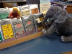 The Norwich Bookstore gets chocolates…perfect for an Elephant…just in time for Valentine's Day!