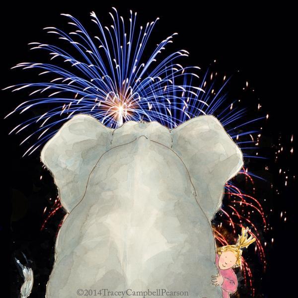 ElephantGracie_fireworks_4th